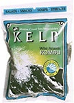 Kelp (Whole Leaf) -2 oz. bag (certified organic, raw)