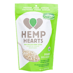 Hemp Seed - Hemp Hearts, Shelled (Certified, 100% Organic)