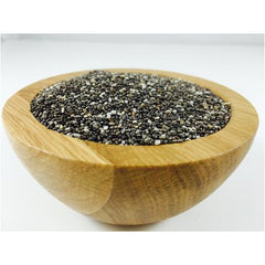 Chia Seeds - Black 1 lb  (Raw, 100% Organic)