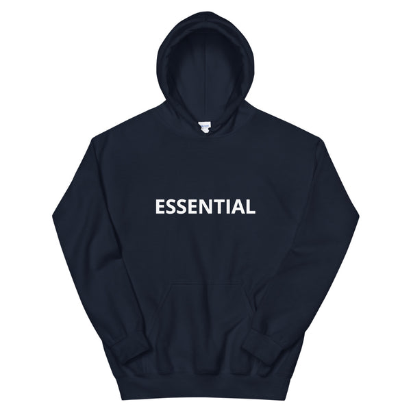 Unisex Classic Hoodie, Double-Blend Preshrunk 50% Cotton and 50% Polyester, Sizes S to 5XL