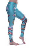 "Bose ""Dabventure"" Leggings! - Miss Mary Jane Co."