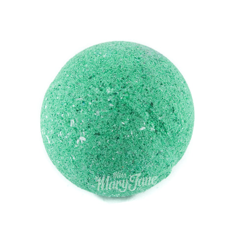 Danky Lemonade CBD Bath Bomb! - Miss Mary Jane Co.