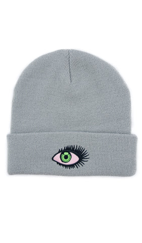 Green High Eye Beanie! - Miss Mary Jane Co.