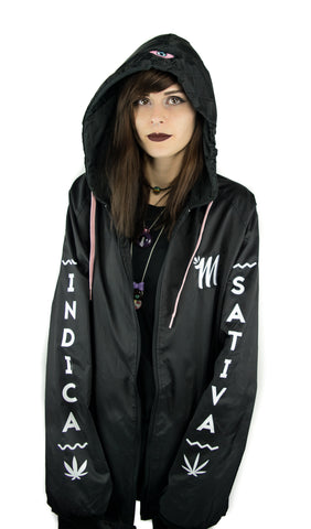 Indica x Sativa Jacket - Miss Mary Jane Co.