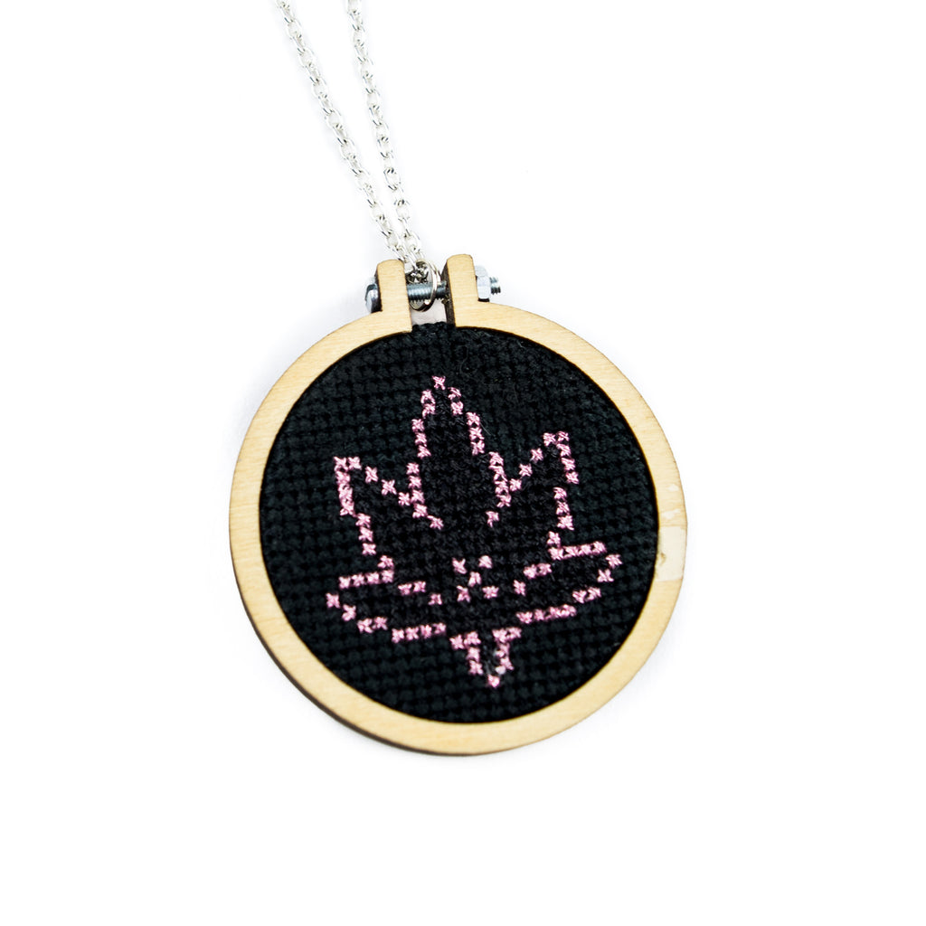 Cross Stitch Mary Jane Chain 1! - Miss Mary Jane Co.