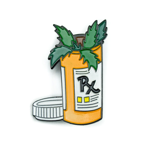 Medical Pot Pin! - Miss Mary Jane Co.
