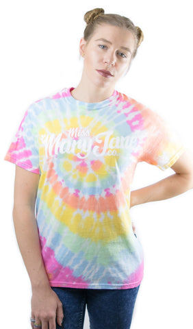 MMJCO Trippy Tee! - Miss Mary Jane Co.