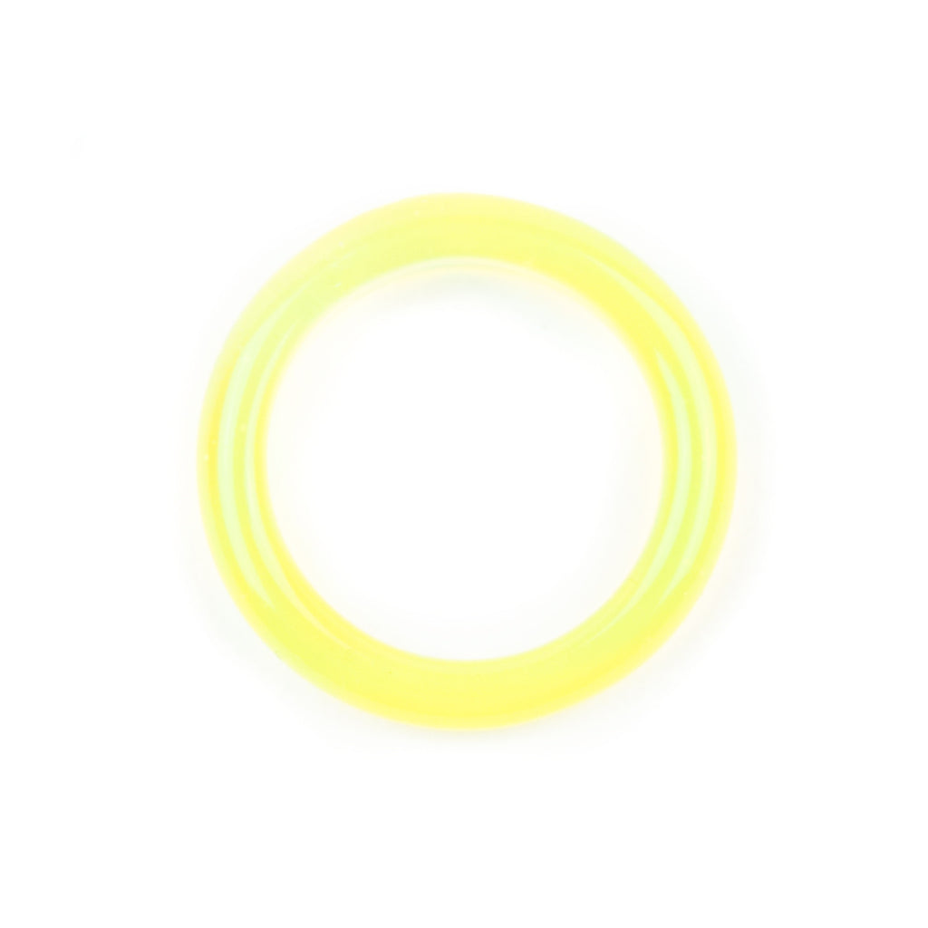 Marni Glass Ring- Lemon Drop! - Miss Mary Jane Co.