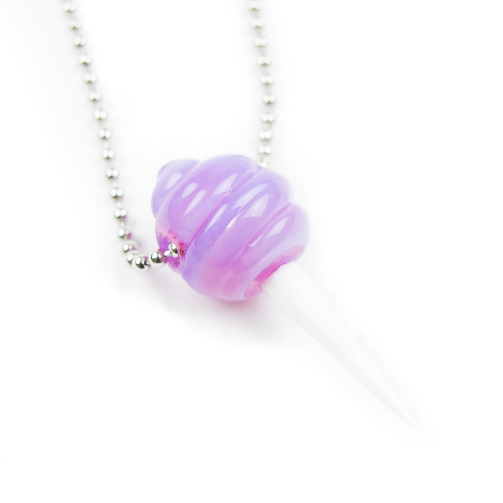 Cotton Candy Pendant! - Miss Mary Jane Co.