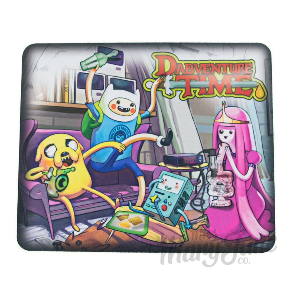 Dabventure Time Dab Mat! - Miss Mary Jane Co.