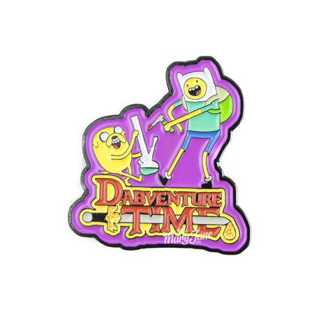 Jake & Finn Pin! - Miss Mary Jane Co.