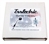 Errlectric® Domeless GR2 Titanium InfinityCoil™ for Highly Educated® Nails! - Miss Mary Jane Co.