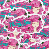 Ganja Goddess Sticker! - Miss Mary Jane Co.