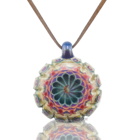 Dotstack Pendant w/Moon Opal! - Miss Mary Jane Co.