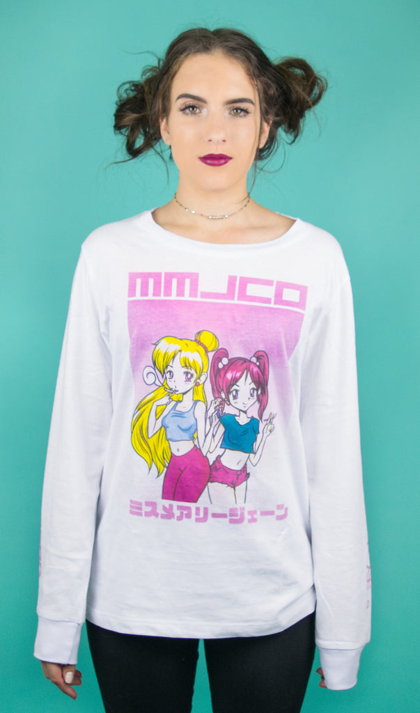 Kawaii Life Long Sleeve! - Miss Mary Jane Co.