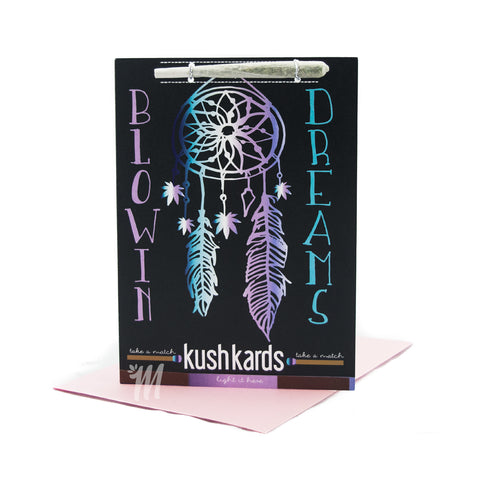 Blowin Dreams Card! - Miss Mary Jane Co.