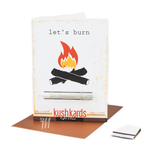 Let's Burn Card!