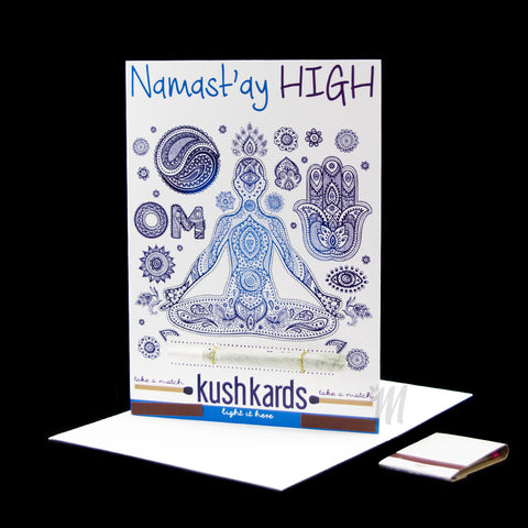 Namast'ay High Card!