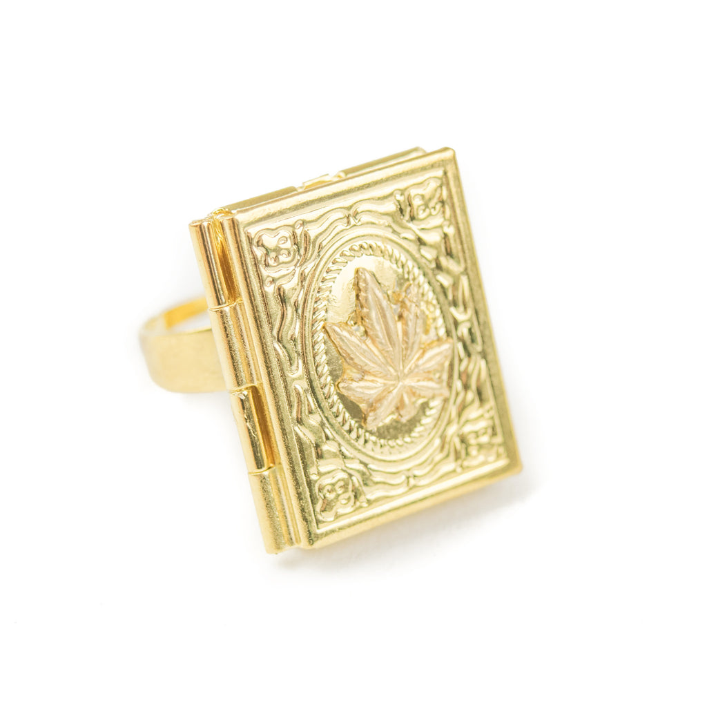 Mary Jane Locket Ring! - Miss Mary Jane Co.