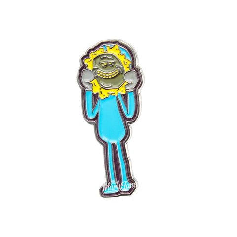Mr. Meeseeks Pin! - Miss Mary Jane Co.