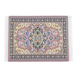 Persian Rug Glass Mat- Pink! - Miss Mary Jane Co.
