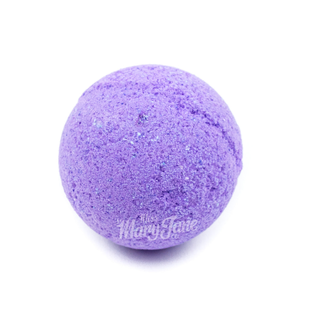 Purple Dank CBD Bath Bomb! - Miss Mary Jane Co.