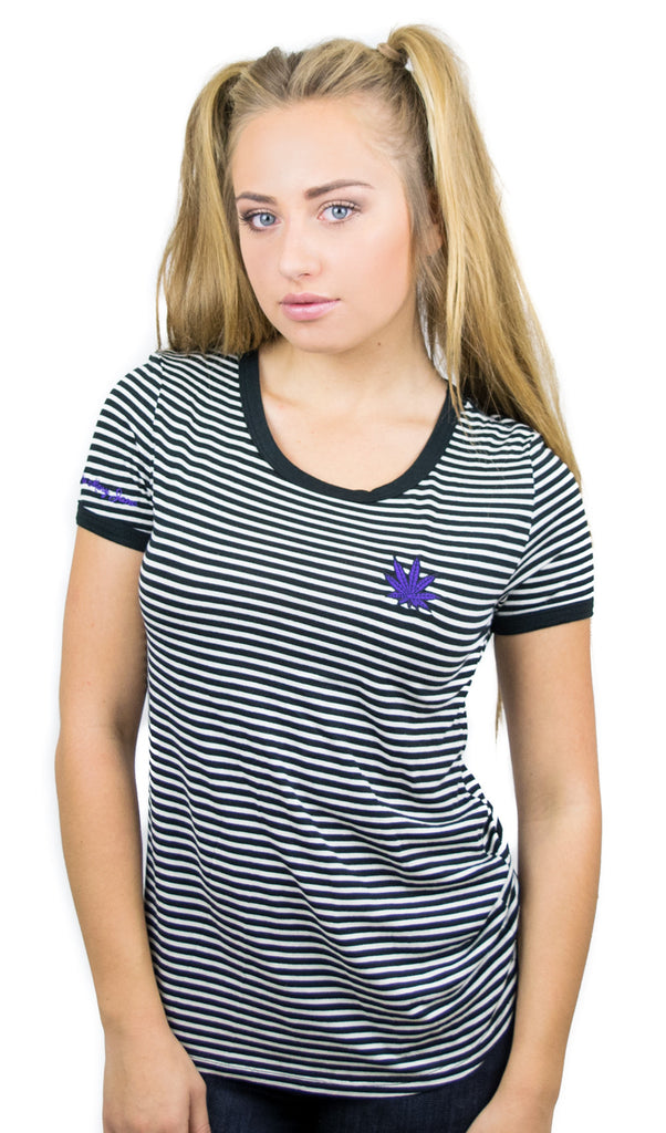 Purple Leaf Love Tee! - Miss Mary Jane Co.