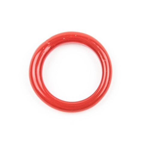 Marni Glass Ring- Red Crayon! - Miss Mary Jane Co.