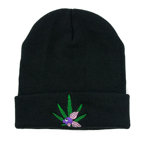 Reefer Fish Hemp Beanie! - Miss Mary Jane Co.