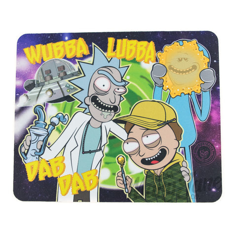 Rick and Morty Dab Mat! - Miss Mary Jane Co.