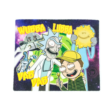 Rick and Morty Dab Rag! - Miss Mary Jane Co.