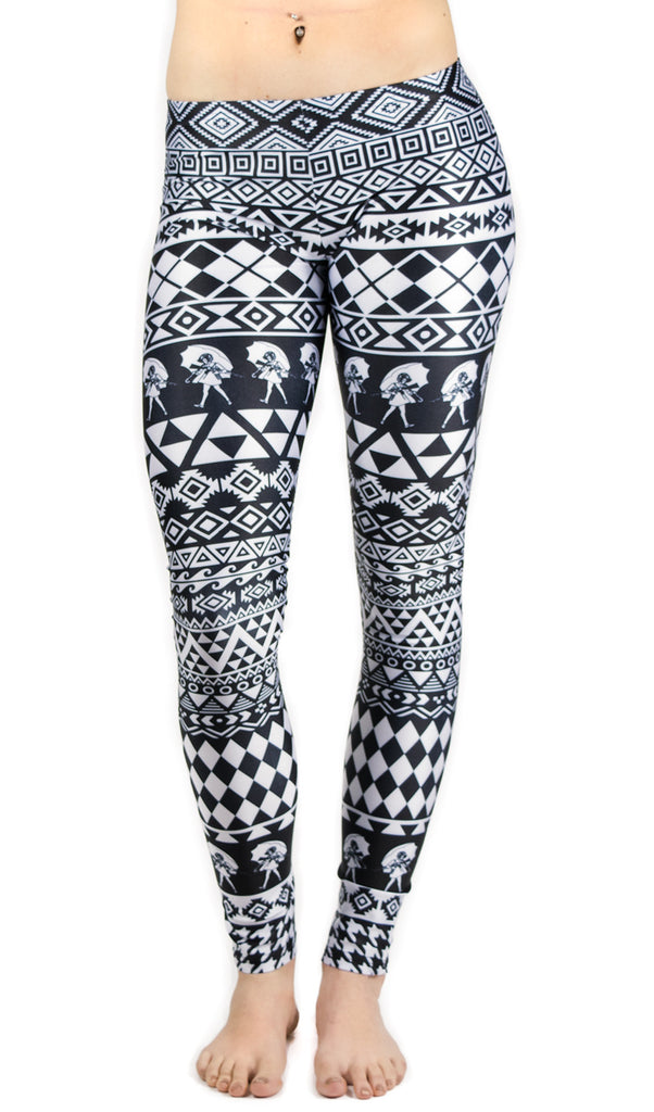 Slinger Leggings! *ONLY 1 LEFT (Size S) - Miss Mary Jane Co.
