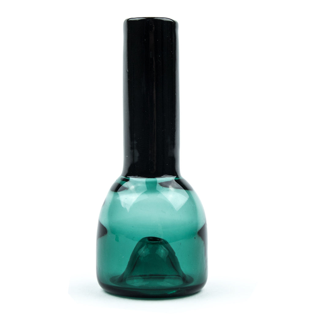 Nail Polish Bottle Chillum- Dark Aqua! - Miss Mary Jane Co.