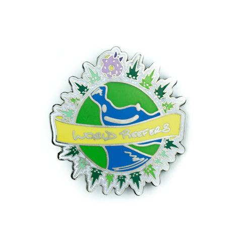 World Reefer Pin! - Miss Mary Jane Co.