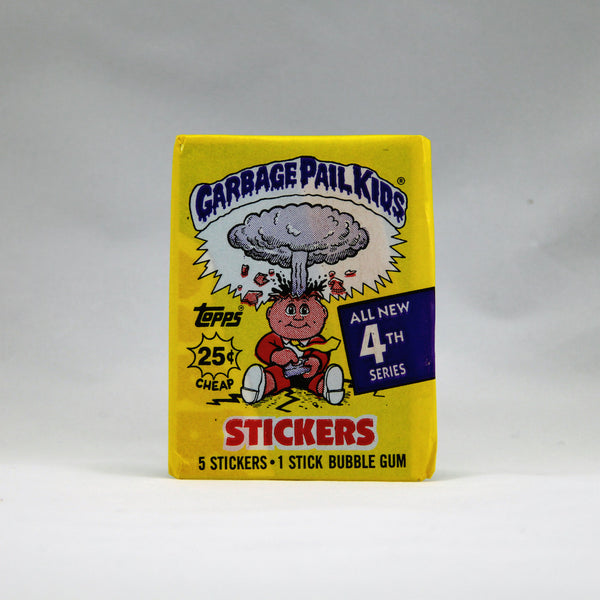 Garbage Pail Kids - 4th Series
