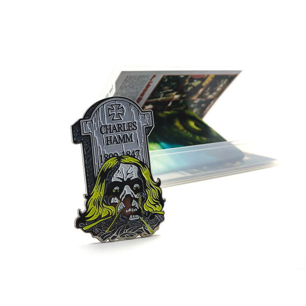 City of the Living Dead - Grave Monotone Slime Variant
