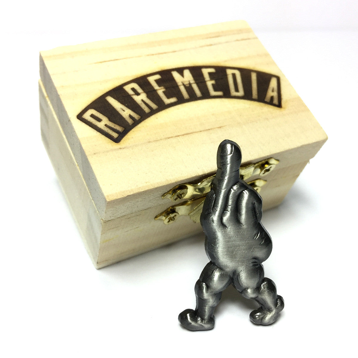 F.T.W. 3D DIE CAST PIN