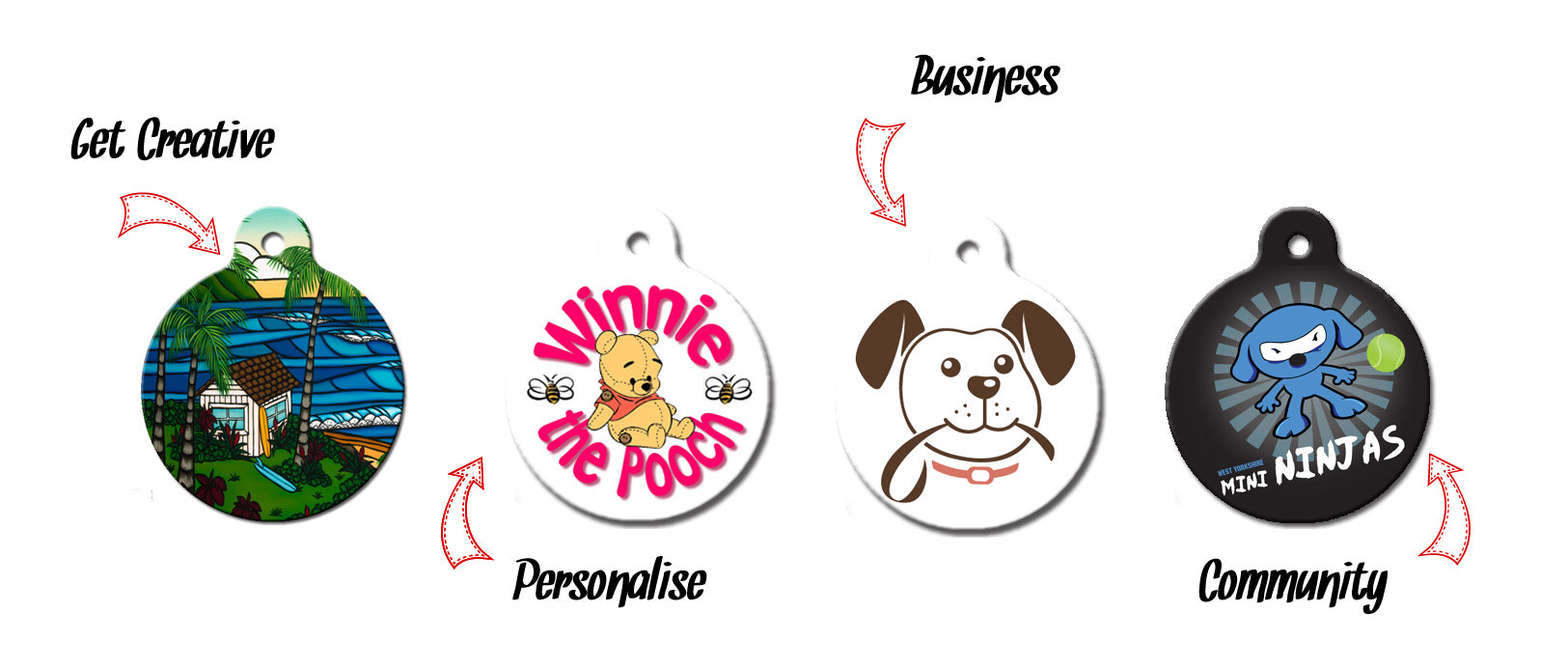 Create Your Own Custom Pet Tag