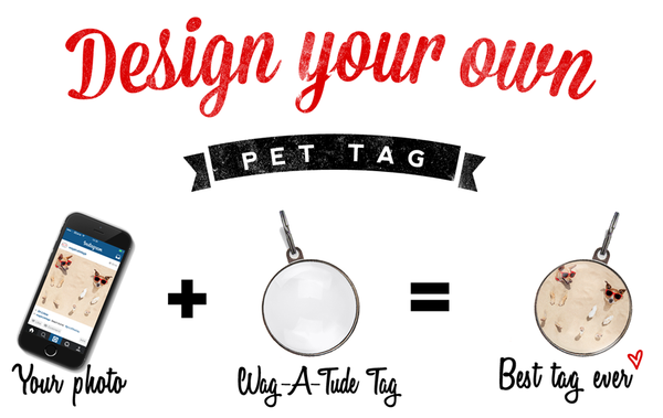 Design Your Own Pet Tag
