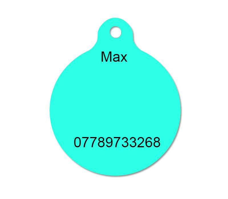 Custom Pet Tag