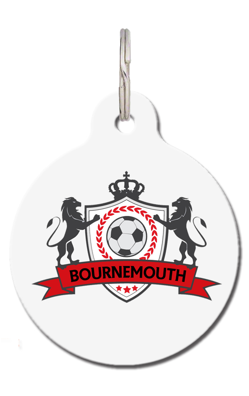 AFCB Football Pet Tag