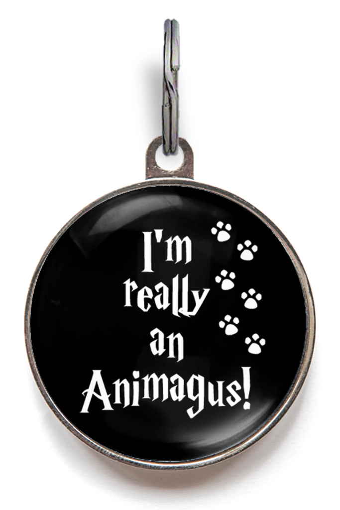 Animagus Pet Tag