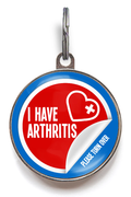 I Have Arthritis Medical Pet Tag