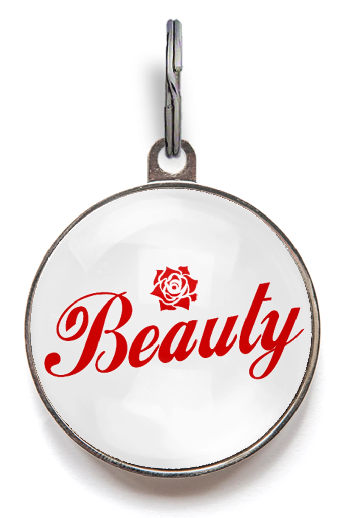 Beauty Dog Tag