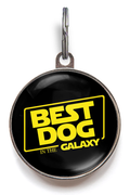Best Dog In The Galaxy Dog Tag