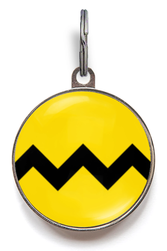 Charlie Brown Pet ID Tag