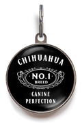 Chihuahua Breed Dog ID Tag