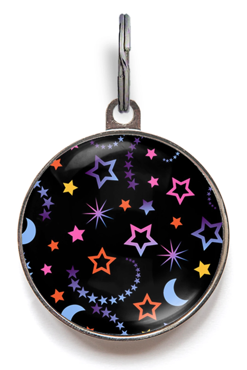 Cosmic Pet ID Tag
