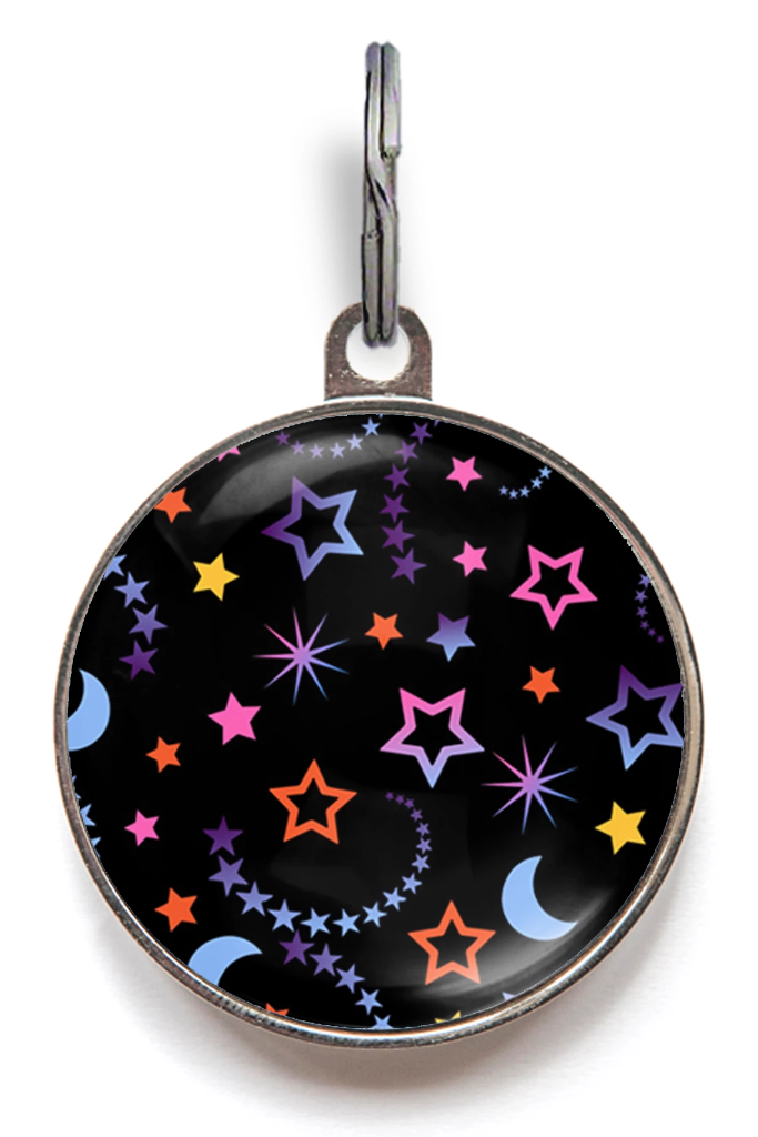 Cosmic Pet Tag