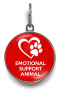 Emotional Support Animal ID Tag